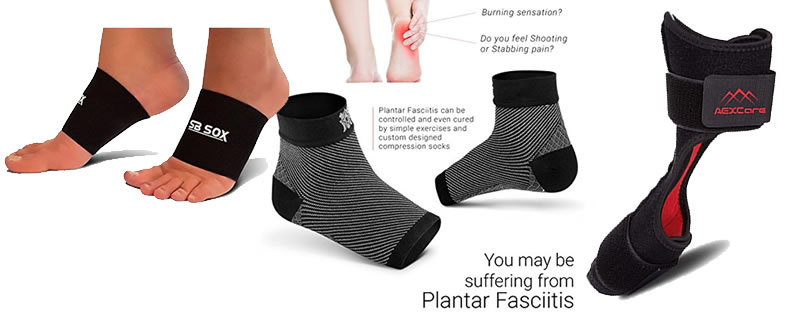 Plantar Fasciitis Orthotics | 40plusstyle.com