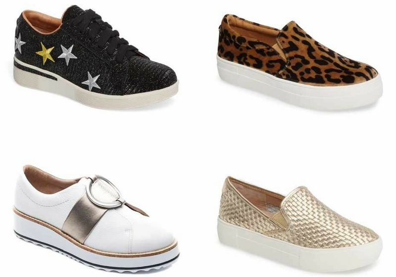 platform sneakers for women over 40   40plusstyle.com