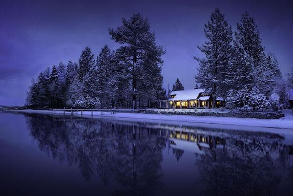 Lake Tahoe | 40plusstyle.com