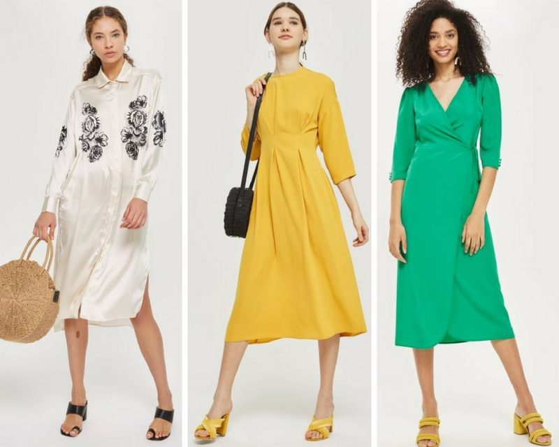 Topshop dresses for women over 40 | 40plusstyle.com