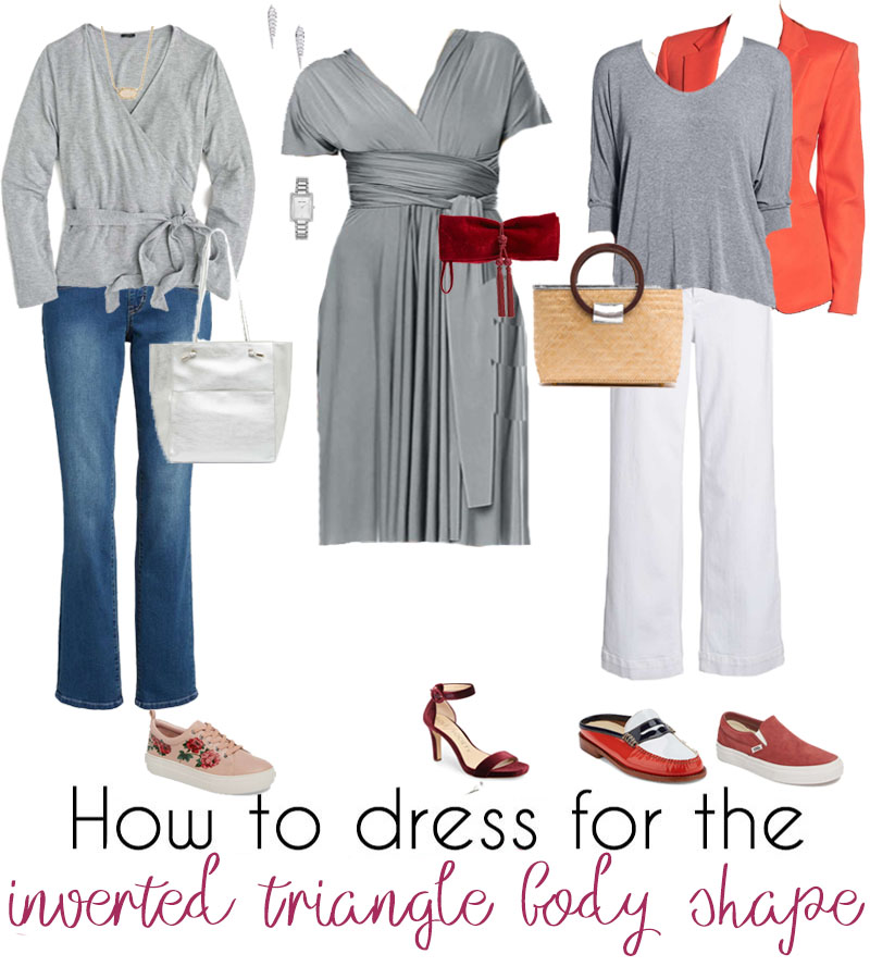 4925da7c357 Do you have an inverted triangle body shape  Let me know which dressing  tips and tricks you use to look and feel amazing!