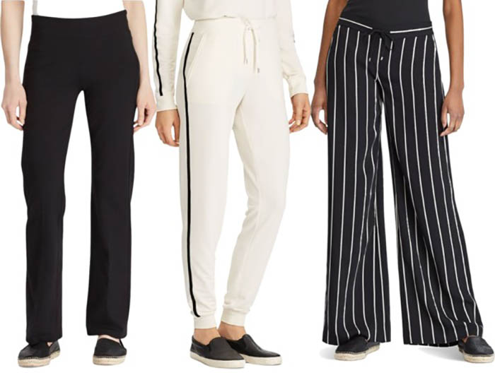 Pants from the Ralph Lauren summer 2018 collection | 40plusstyle.com