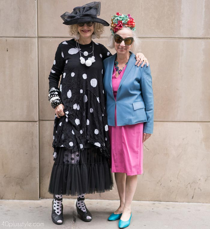 Easter Parade outfits | 40plusstyle.com
