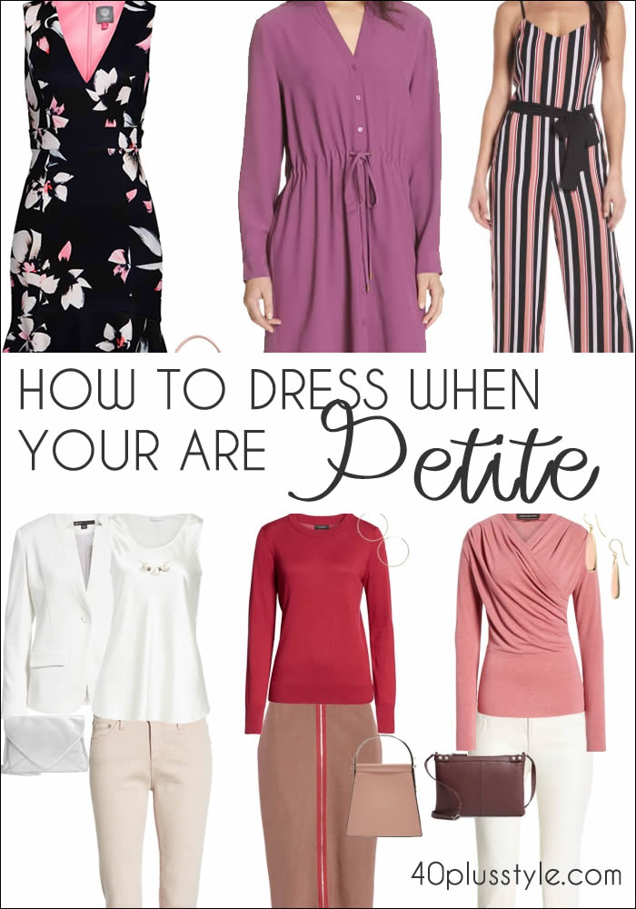How to dress when you are short or petite   40plusstyle.com