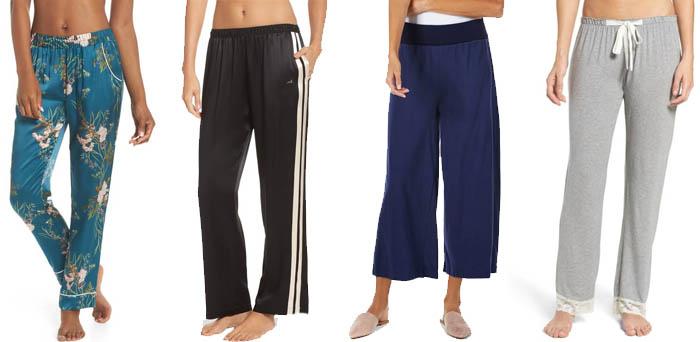 Chic loungewear pants | 40plusstyle.com