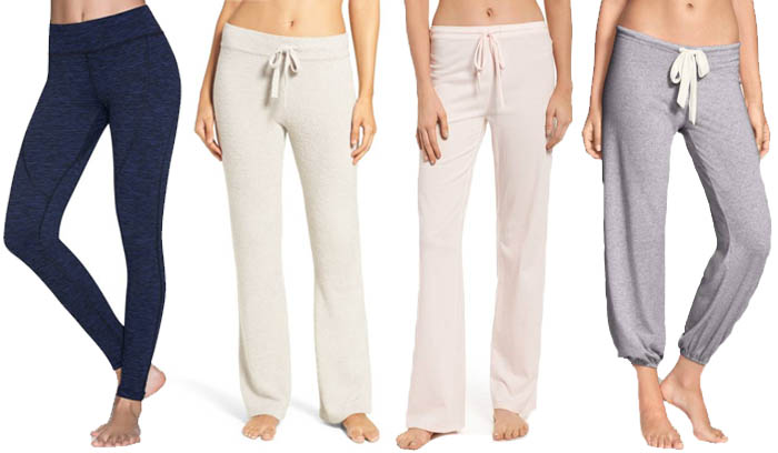Loungewear pants | 40plusstyle.com