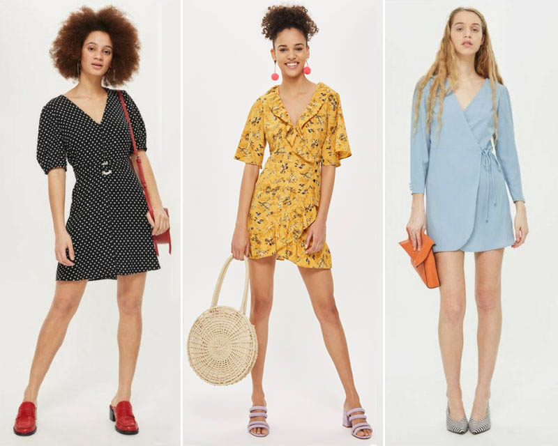 Topshop dresses as tops for women over 40 | 40plusstyle.com