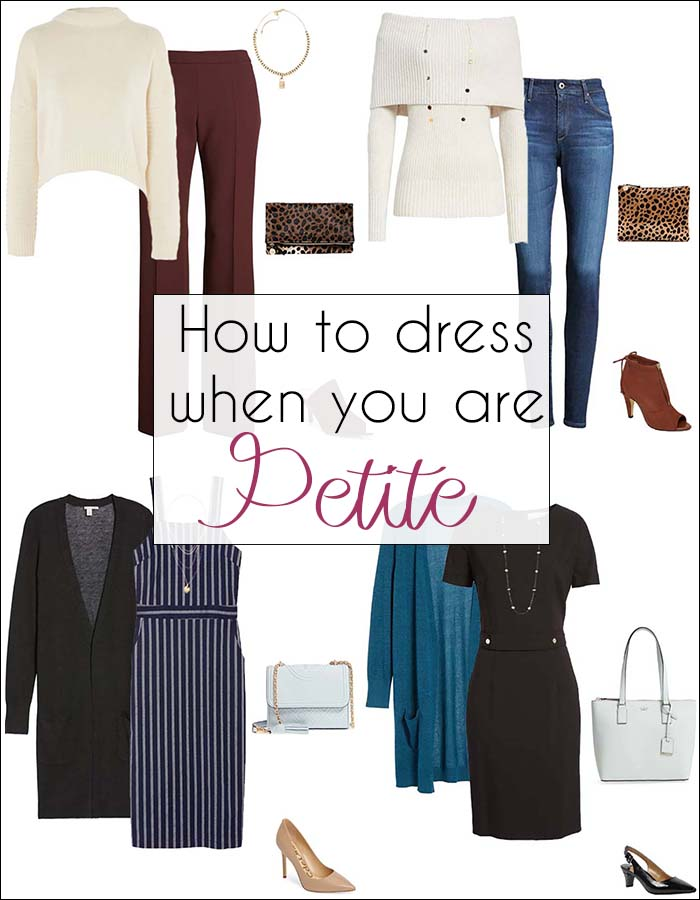 How to dress when you are petite | 40plusstyle.com