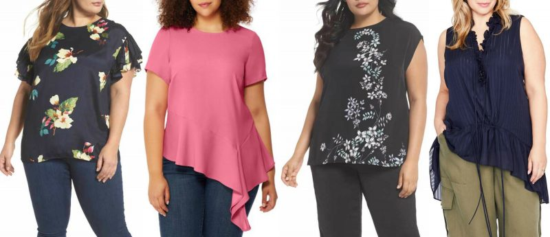 96df86240daa93 The best plus size tops for summer in stores now | 40plusstyle.com