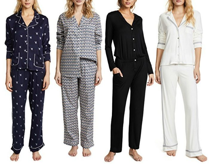 Pajamas from the Shopbop sale | 40plusstyle.com