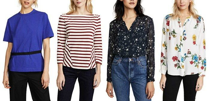 Timeless tops - The 6 best buys from the Shopbop sale | 40plusstyle.com
