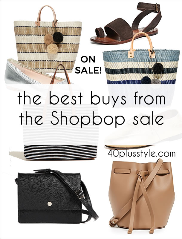 The best buys from the Shopbop sale | 40plusstyle.com