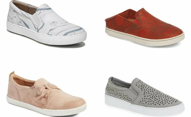 Best Slip On Shoes With Arch Support