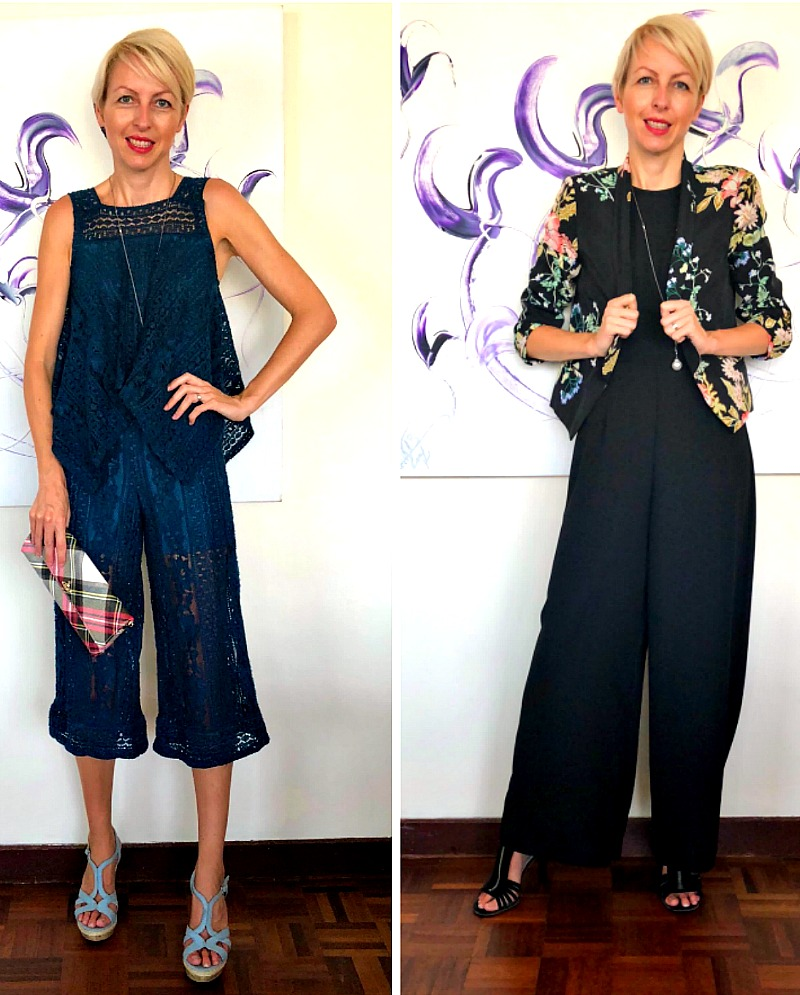Summer jumpsuits for women   40plusstyle.com