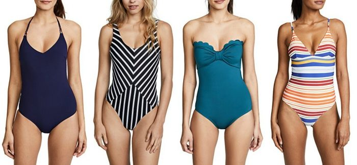 Swimsuits from the Shopbop sale | 40plusstyle.com
