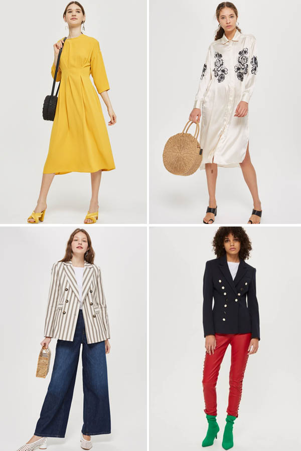 10 tips for shopping at Topshop for women over 40