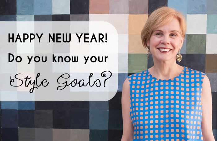 Discover your style goals! - Download your free goals planner   40plusstyle.com