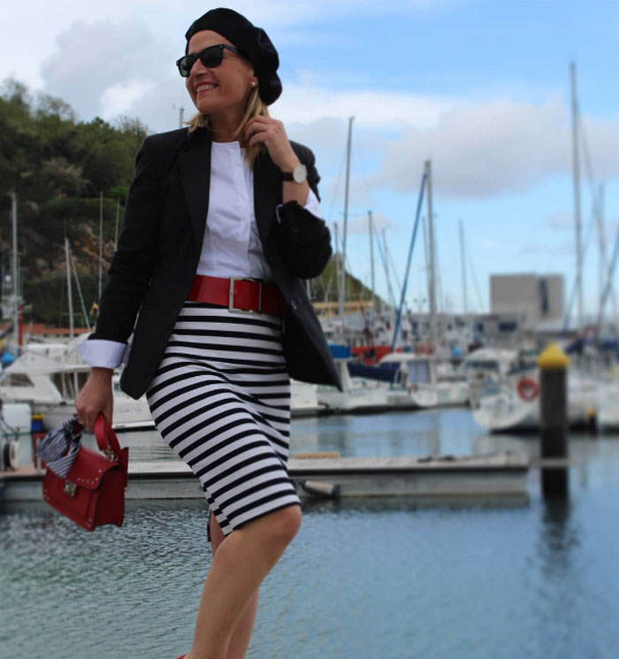 #40plusstyle Inspiration: 21 stylish looks | 40plusstyle.com