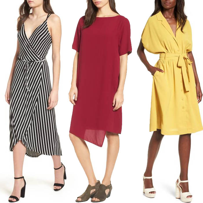 How to pick a summer dress to suit your body type | 40plusstyle.com