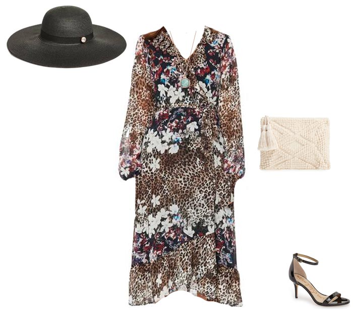 Summer dress - 5 chic ways to wear leopard print in summer | 40plusstyle.com