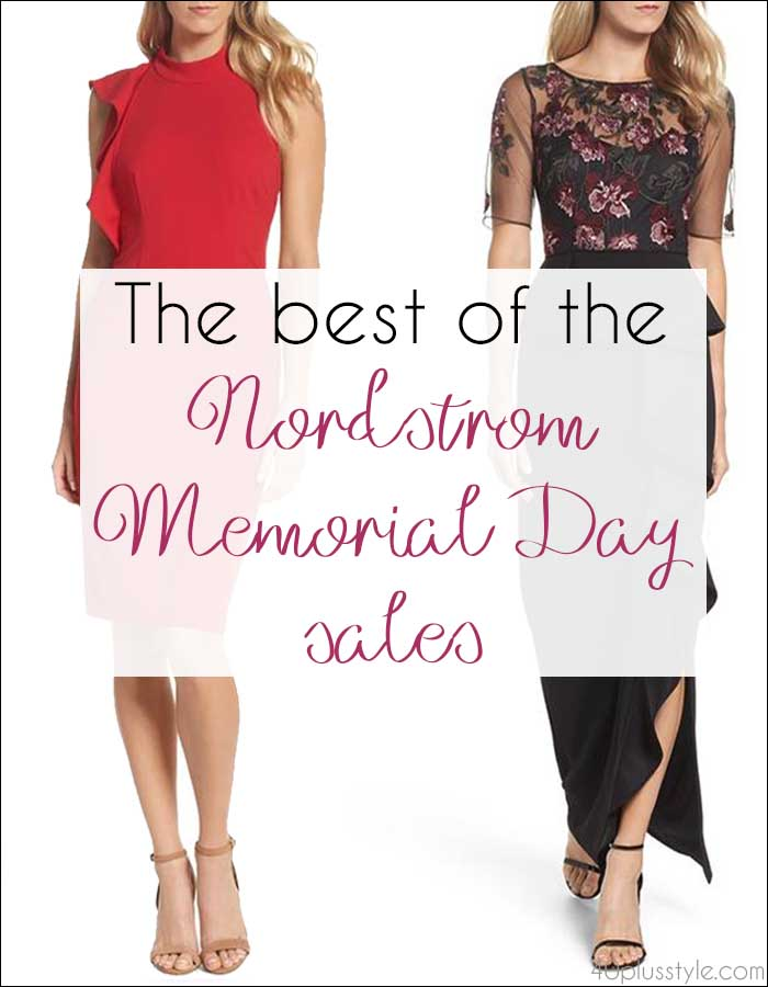The best of the Nordstrom Memorial Day sales | 40plusstyle.com