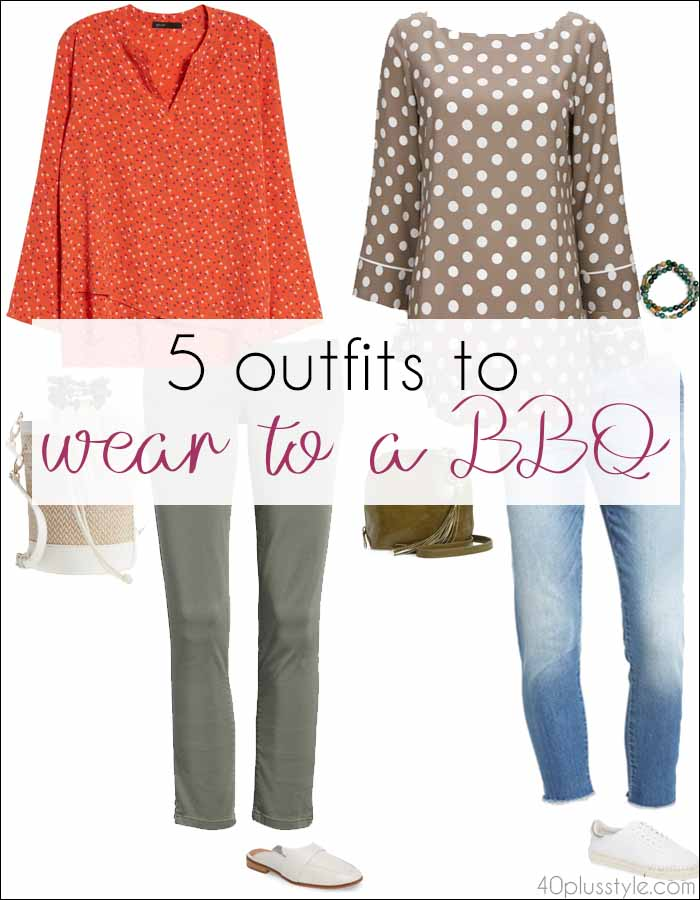 f2e06644ef4 What to wear to a summer barbecue – 5 outfit ideas