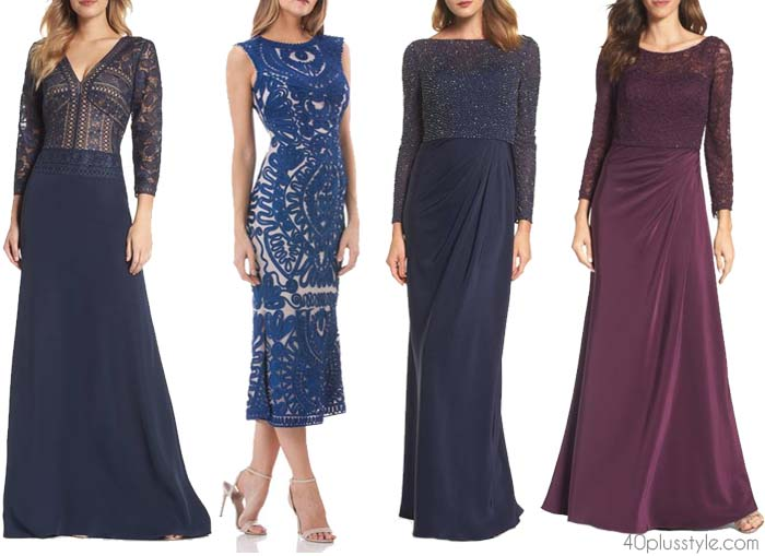 The best mother of the bride dress ideas | 40plusstyle.com