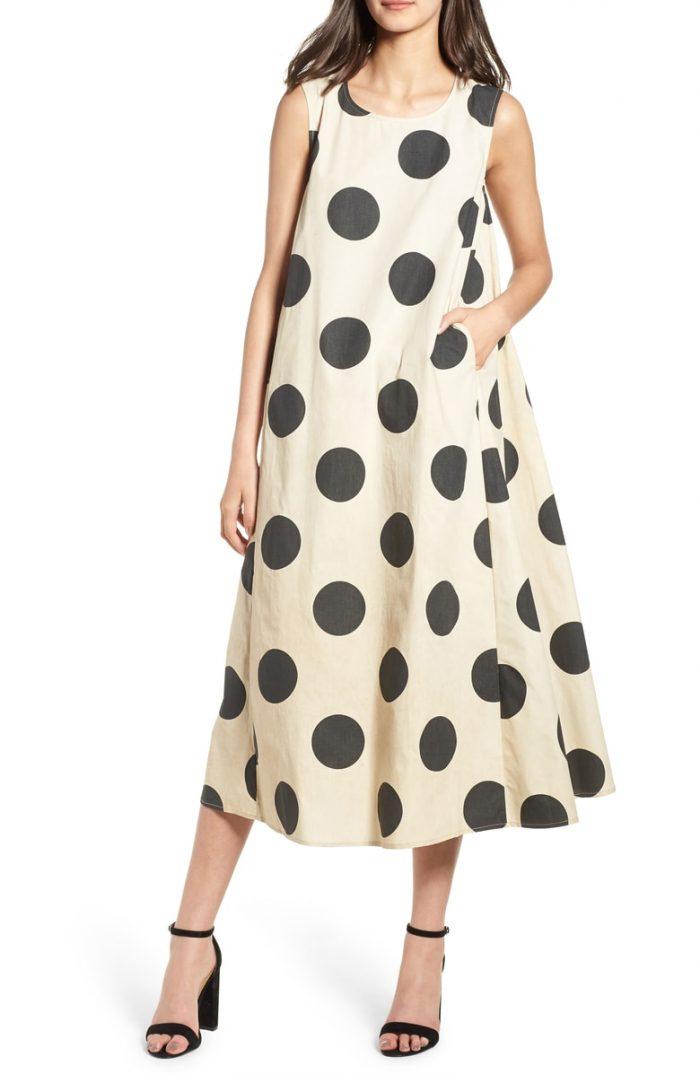 Long dresses for women over 40 | 40plusstyle.com