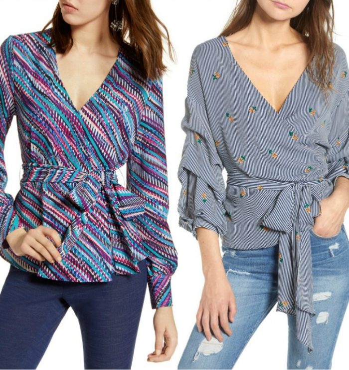 The most flattering tops you'll wear this summer | 40plusstyle.co