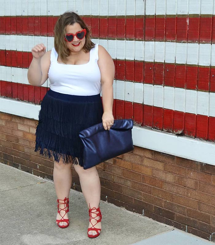 What are the best skirts for women for your body type? | 40plusstyle.com