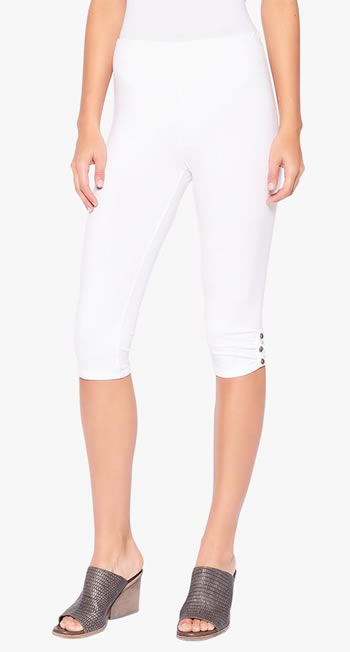 knee-high leggings | 40plusstyle.com