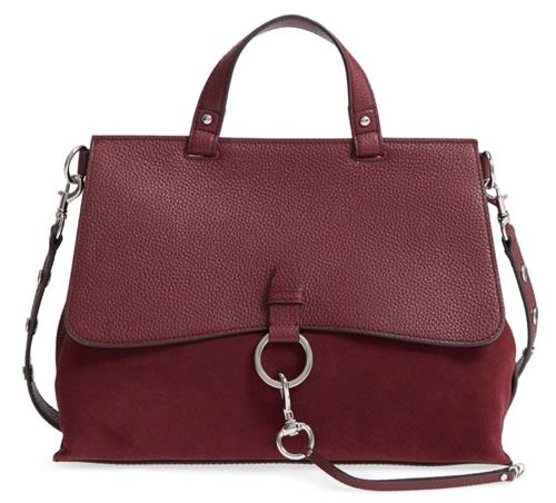 Rebecca Minkoff bag | 40plusstyle.com