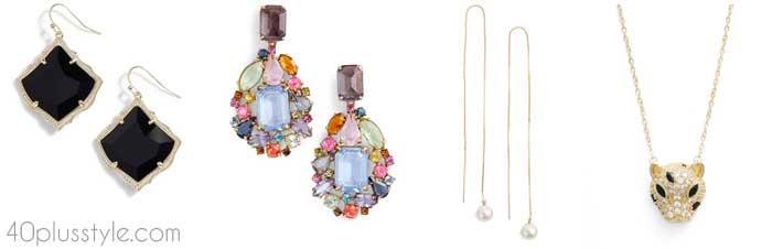 Shop jewellery | 40plusstyle.com