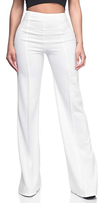 Women's J2 Love High Waist Pants | 40plusstyle.com