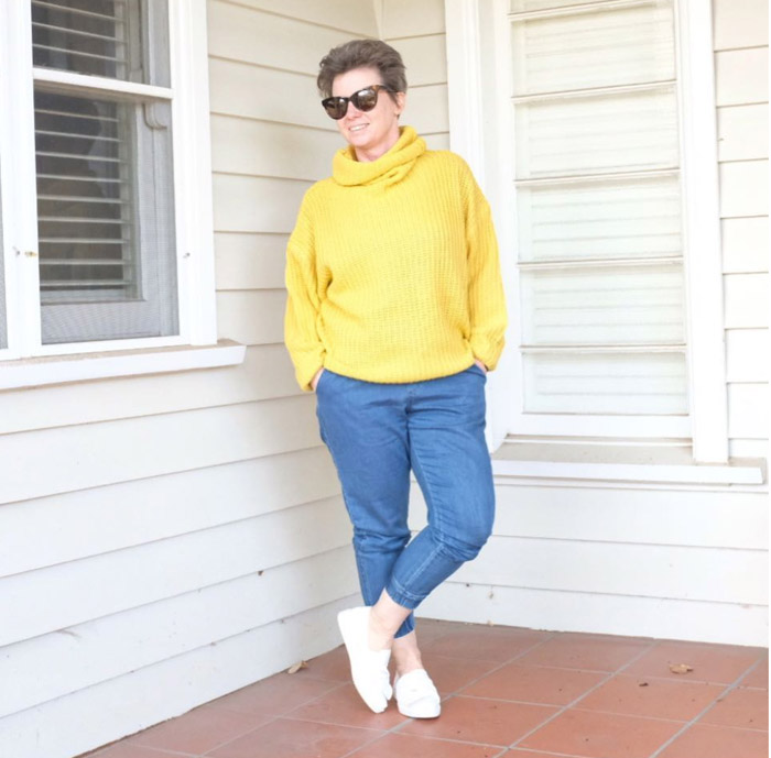 looks featuring yellow | 40plusstyle.com