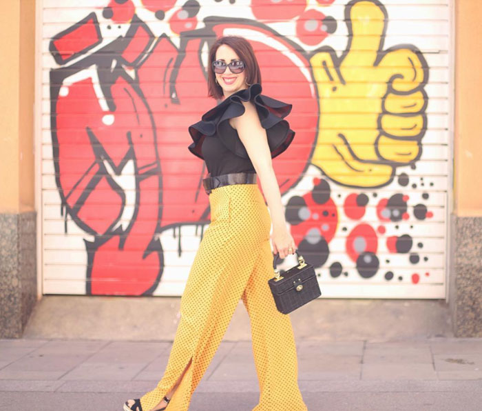 Chic looks featuring yellow   40plusstyle.com