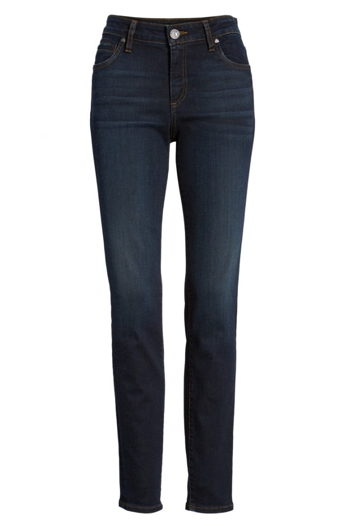 Stylish jeans for women over 40 | 40plusstyle.com