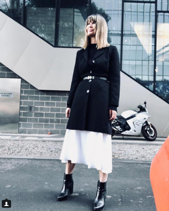 Monochrome - 20 different ways to wear black | 40plusstyle.com