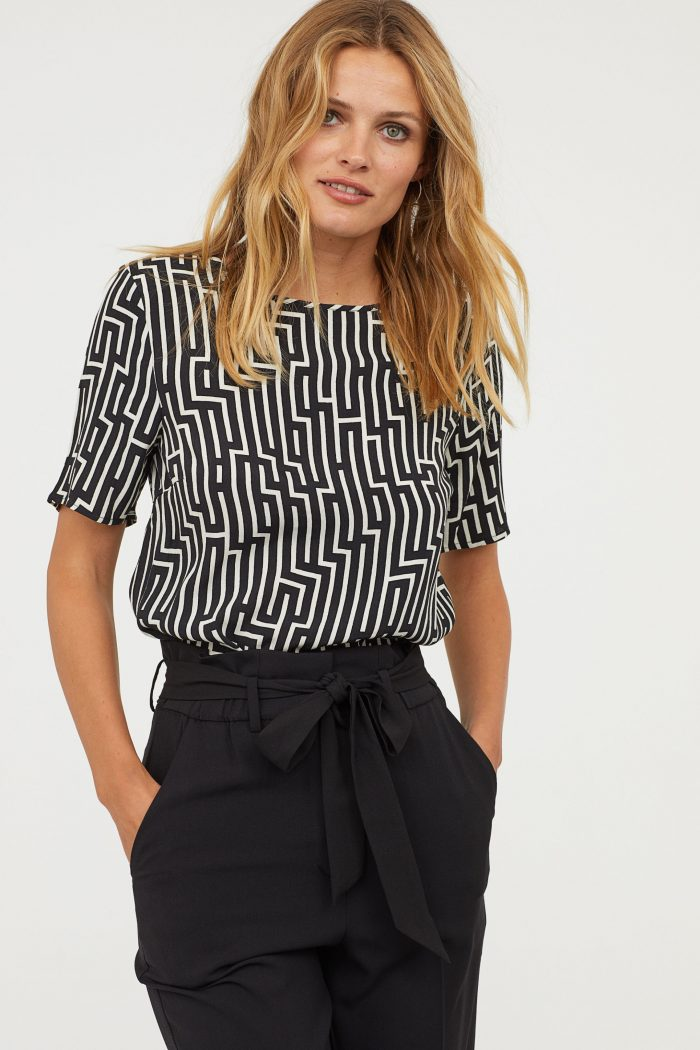 Cheap clothing websites - casual chic looks | 40plusstyle.com