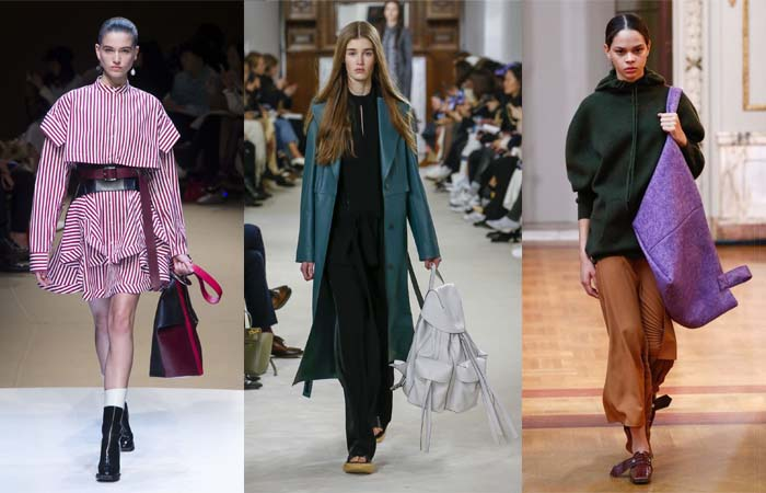 Large handbag trends for Fall 2018 | 40plusstyle.com