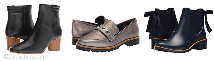 Bernardo arch support shoes | 40plusstyle.com
