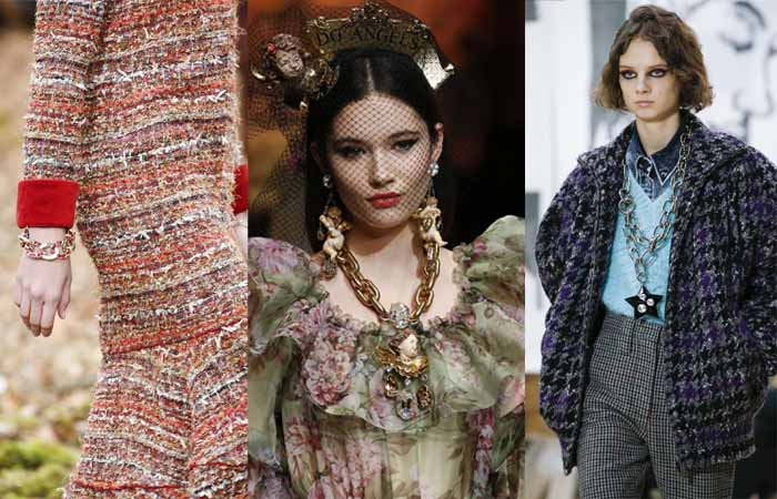 Chain links - The best accessory trends for Fall 2018 | 40plusstyle.com