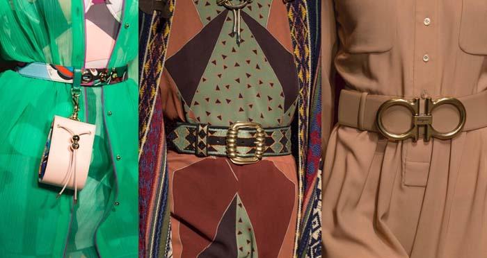 Waist cinch belt accessory trends for Fall 2018 | 40plusstyle.com