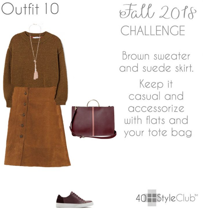 40+Style Club class for Fall! | 40plusstyle.com
