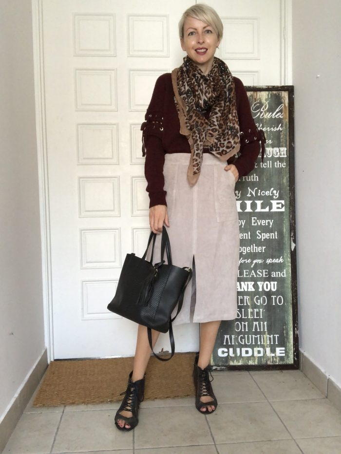 The 40+Style Club Fall 2018 Capsule wardrobe! | 40plusstyle.com