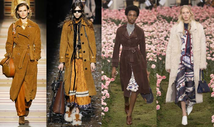 seventies inspired - The best Fall 2018 trends for women over 40   40plusstyle.com