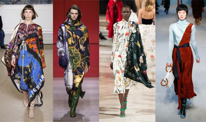 Silk Dresses - The best Fall 2018 trends for women over 40   40plusstyle.com