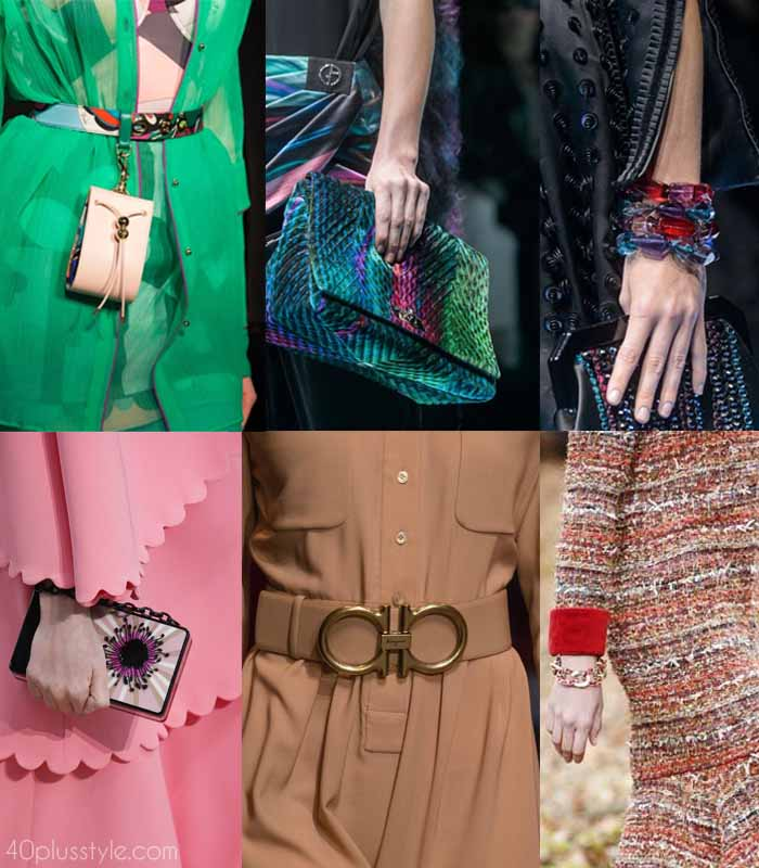 The best accessory trends for Fall 2018 that will transform your look! | 40plusstyle.com