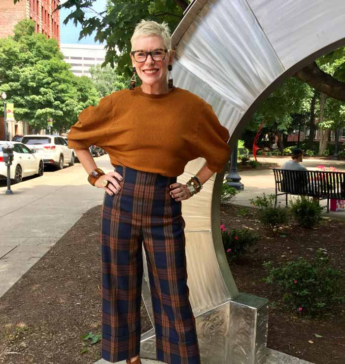 70s inspired outfits for women over 40   40plusstyle.com