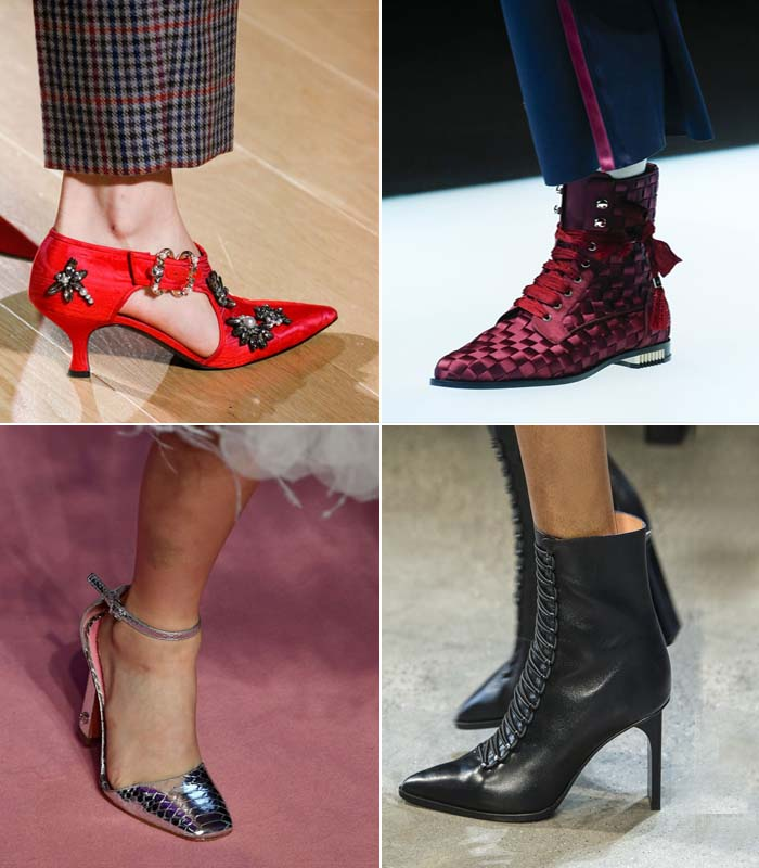 12 shoe trends for Fall 2018 | 40plusstyle.com